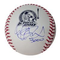 ☆イチロー選手のメジャーリーグ通算3000本安打記念直筆サイン入りボールです。   【インスクリプシ...