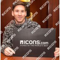 リオネル・メッシ 直筆サインフォト 額入り 15-16 バルセロナ ゴールvsアスレティック・ビルバオ Lionel Messi Signed Barcelona Photo Goal vs Athletic Bilbao|cardfanatic|03