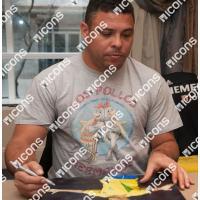 ロナウド 直筆サインフォト 2002 ワールドカップ 決勝ゴール (Ronaldo Signed Brazil Photo: World Cup Final Goal)|cardfanatic|02