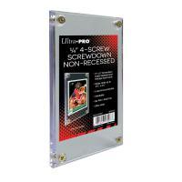 Ultra Pro (ウルトラプロ) 1/4インチ スクリューダウン 溝なしタイプ #43007 | 1/4