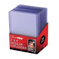 ウルトラプロ Ultra Pro トップローダー レギュラー 廉価版 25枚入りパック #81222   3