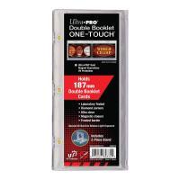 (ウルトラプロ UltraPro 収集用品) 187mm ブックレット用 UV ワンタッチ マグネットホルダー 155PT 5mm厚 (可動式スタンド付属)(#82834)|cardfanatic