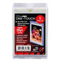 ウルトラプロ Ultra Pro 35PT UVワンタッチマグネットホルダー 1mm厚 5枚セット #85331 | 35PT UV ONE-TOUCH Magnetic Holder - 5 Pack