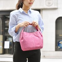 (送料無料)イタリアブランド【CRISTIAN(クリスチアン)】の、色鮮やかで上品なハンドバッグ。素...