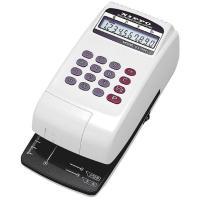 ●自動スリープ機能。(3分間無入力でオフ。ボタン押下で復帰。)  ●打刻音低減化。  ●印字圧調整機...