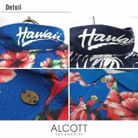 アルコット ポロシャツ メンズ 半袖 デザイン アメカジ ALCOTT イタリア Italy インポート 本物 正規品