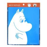〔Moominvalley☆ムーミン谷〕 みんなが大好き♪ムーミングッズから、かわいいマウスパッドが...