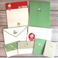 【宅配便での配送になります】 〔Moomin☆ムーミン谷〕  ムーミンのかわいいレターパッドや封筒な...