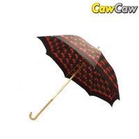とても希少なレアなモノグラムチェリーの傘が入荷しました。使用感、ヌメ革の焼け、シミ、傷、汚れ、金具部...