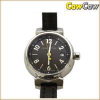 ケースとガラス面にほんの僅かな薄傷が見受けられますがベルトの状態もよく、全体的に綺麗な腕時計です。画...