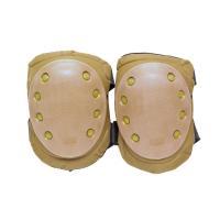 SW製 ニーパット エルボーパットセット 保護パット 膝パット 肘パット カーキ KH