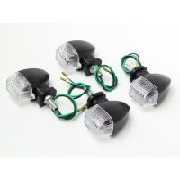 新品未使用品 角型 ミニウインカー 4個SET  シンプルなスタイルで幅広くマッチする角型ウインカー...