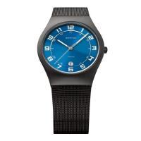 BERING腕時計です。  ●ムーブメント:日本製クォーツ ●風防:サファイアガラス ●防水:5気圧...