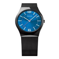 BERING腕時計です。  ●ムーブメント:日本製クォーツ ●風防:サファイアガラス ●防水:3気圧...