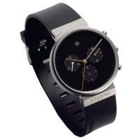 JACOBJENSENデザインのメンズ腕時計です。  ●本体サイズ:Φ37mm×9.5mm厚 ●重量...