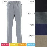 シニアファッション メンズ 70代 80代 90代 イージー らくらくスラックス風 サマーパンツ (高齢者 シニアファッション 男性 紳士) 敬老の日 介護