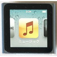 Apple iPod nano 第6世代(8GB)ブルー:MC689J/A