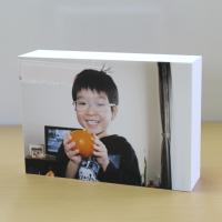 shacolla シャコラ BOXタイプ ホワイト Lサイズ用 プリント対応サイズ 89×127ミリ...