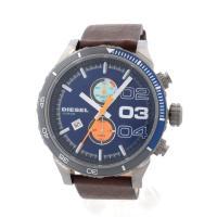 ディーゼル DIESEL DZ4350 ダブルダウン・クロノグラフ 腕時計