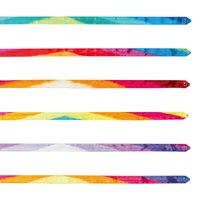 ●よりダイナミックで華やかな「かき」を演出するバイアス柄のグラデーションリボン。 ●しなやかで美しい...