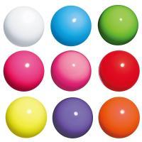 ●検定品レベルの品質を確保したジュニア用ジムボール。