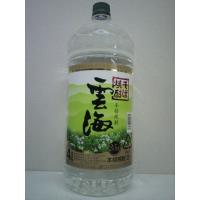 25度 4000ミリ  日本初のそば焼酎。  香ばしい風味を持ちます。  【雲海 そば焼酎】「敬老」...