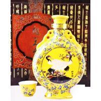 越王台 陳年30年花彫酒 (壷) 600ml