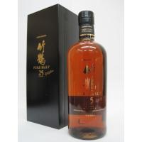 ウイスキー > 日本 > 竹鶴(ニッカ)  43度 700ミリ  25年以上熟成を重ねたモルトウイス...