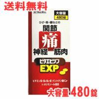 (関節痛 神経痛 腰痛)ビタエビシンEXP 480錠(第3類医薬品)(アリナミンexプラス ジェネリック)