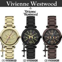 ヴィヴィアン 腕時計 ヴィヴィアンウエストウッド レディース VV006KGD VV006KBK V...