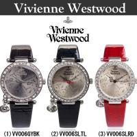 ヴィヴィアン 腕時計 ヴィヴィアンウエストウッド レディース VV006GYBK VV006SLTL...