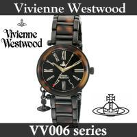 ヴィヴィアン 腕時計 ヴィヴィアンウエストウッド レディース VV006BKBR Vivienne ...