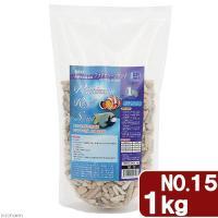 メーカー:JUN 品番:No.15 天然サンゴ100%のリーフサンド 海水魚やサンゴの飼育に適したサ...
