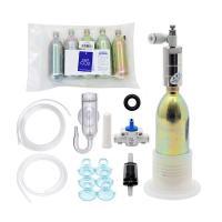 CO2フルセット チャームオリジナルコンパクトレギュレーター AセットDX(6mm対応) 沖縄別途送料