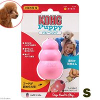 メーカー:スペクトラムジャパン 子犬のしつけトレーニングはコングから!ワンちゃんが楽しくおいしく遊べ...