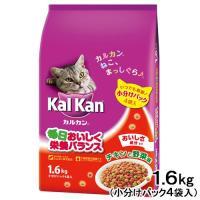 メーカー:マース 品番:KD29 カルカン ねこまっしぐら♪ 毎日おいしく栄養バランス カルカン ド...