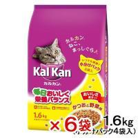 メーカー:マース 品番:KD21 カルカン ねこまっしぐら♪ 毎日おいしく栄養バランス 箱売り カル...