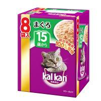 消費期限 2019/06/08 メーカー:マース 品番:KMP52 15歳からのシニア猫用!ねこまっ...