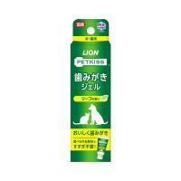 ライオン PETKISS 歯みがきジェル リーフの香り 40g