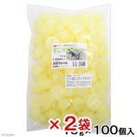 昆虫ゼリー すこやかゼリー (16g 100個入り)2袋 カブトムシ・クワガタ用 高タンパク!硬め仕上げ!ブリードに最適!