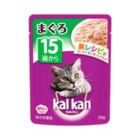 メーカー:マース 品番:KWP52 15歳からのシニア猫用!ねこまっしぐら!なまぐろを使った総合栄養...
