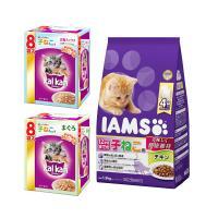 消費期限 2019/08/01 メーカー:マース 品番:KD24 カルカン 子猫セット カルカンドラ...