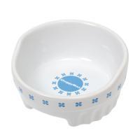 ドギーマン すべり止め付 便利なクローバー陶製食器 SS
