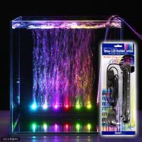 メーカー:テトラ 品番:76580 水中ライトが水槽内を照らし出す! LED照明が水槽内を色鮮やかに...