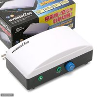 メーカー:ニッソー 品番:NPK-022 AC電源・乾電池両用!自動切換! AC電源と乾電池どちらで...
