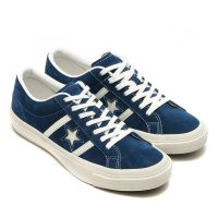 CONVERSE STAR & BARS SUEDE  ■カラー:NAVY ■素材:合成繊維 / ラ...