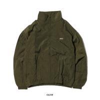 Kinetics Nylon Track Jacket (3色展開) 17SP-I