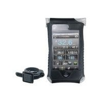 TOPEAK(トピーク) ACZ20900 スマートフォンドライバッグ iPhone4/4S ブラッ...