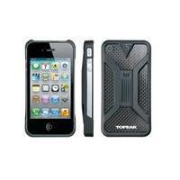 【送料無料】TOPEAK(トピーク) ACZ22200 ライドケース iphone4/4S用 ブラッ...