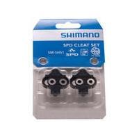 シマノ Y42498201 SM-SH51 クリートセット(シングルモード/左右ペア) [Y4249...